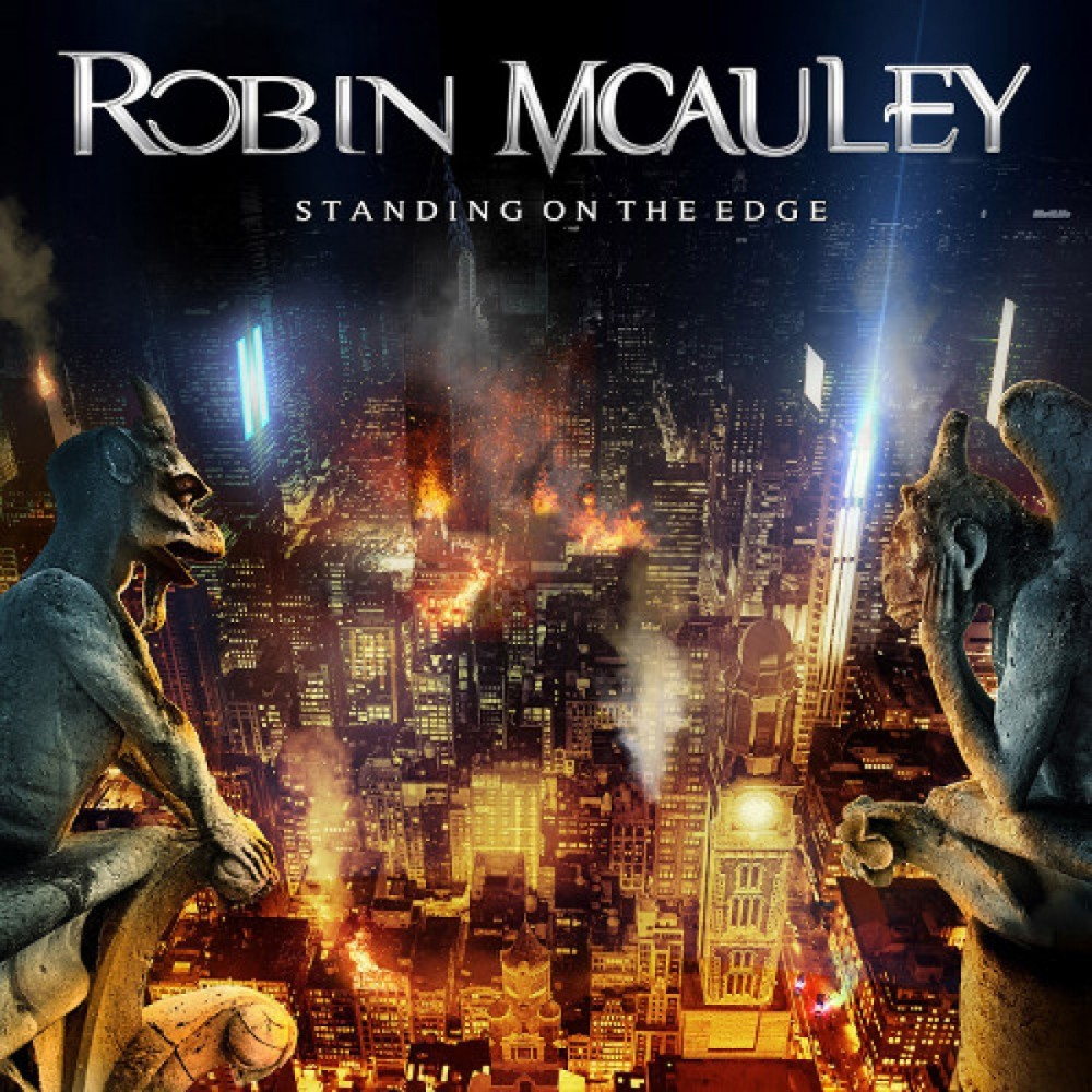 Robin McAuley Standing On The Edge