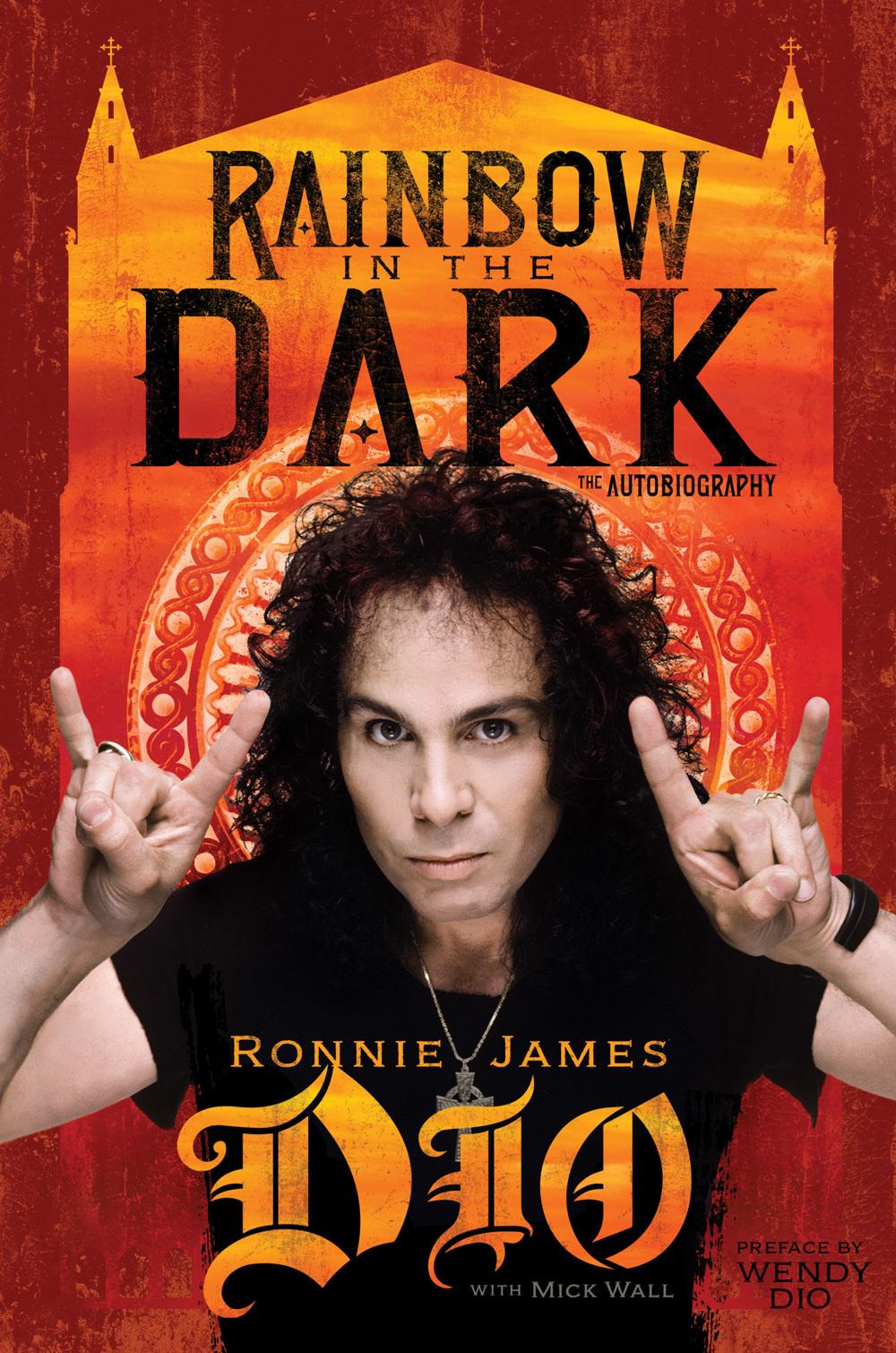 Ronnie James Dio Rainbow In The Dark details