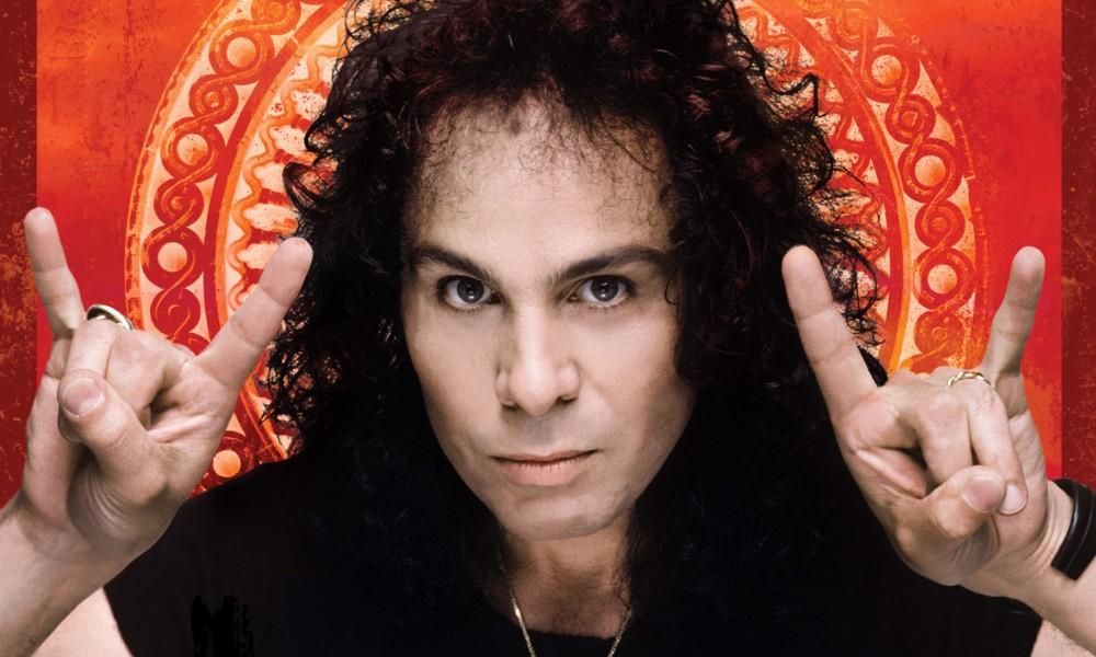 Ronnie James Dio Rainbow In The Dark book