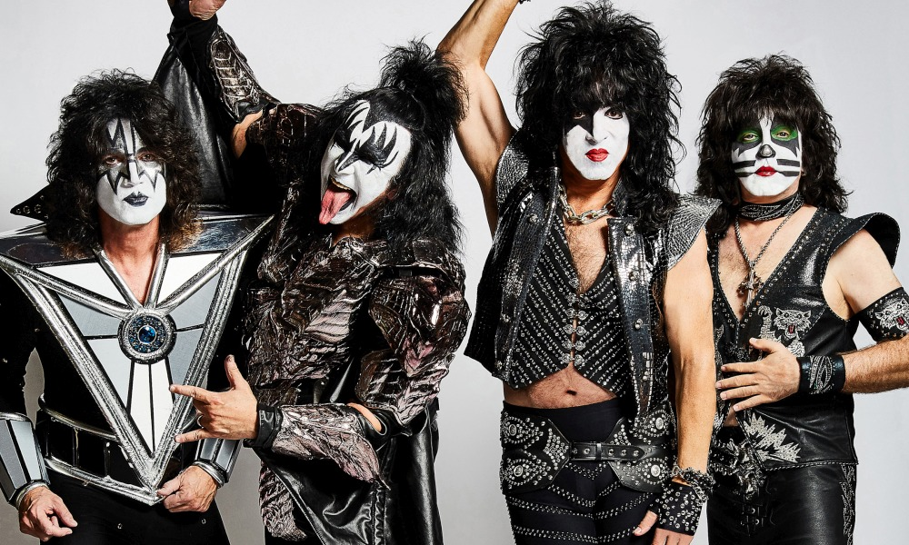KISS End Of The Road second leg